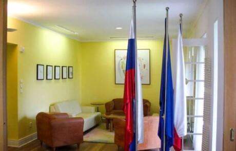okosfesték nagykövetség referencia